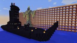 Zuko's War Ship Minecraft Map & Project