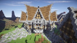 Town Hall (Schematic) Minecraft Project