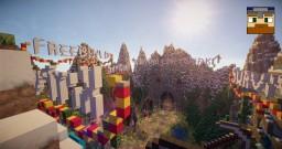 MIneCraft Server Hub - Farming // Nordic Village Style - TheJovi Minecraft