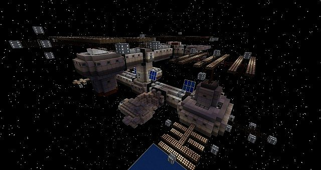 galacticraft space station 3 - photo #9