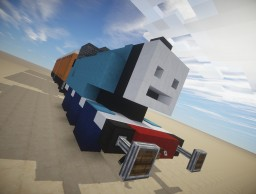 Trains - Thomas the Tank Engine #Download Available Minecraft Map & Project