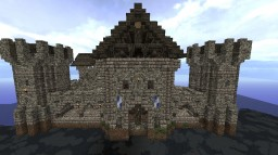 Skyrim - Mistveil Keep Minecraft