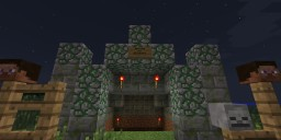 Paths to the Apocalypse. Minecraft Map & Project