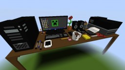 Desktop PvP Minecraft Project