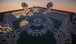 Skylegion HUB Spawn Minecraft Map & Project