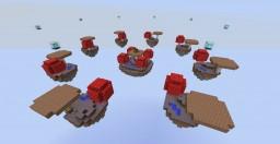 Mushroom Madness Skywars Map Minecraft Map & Project