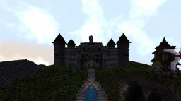 Castle Spawn ~ A Minecraft Spawn Minecraft Project