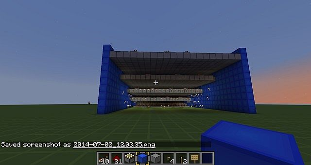 how to build a tv that works in minecraft