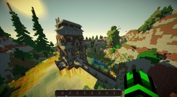 Medieval Temple Minecraft Map & Project