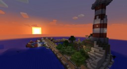 MCnB Survive // Towny AirDrops mcMMO Minecraft Server