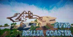 EVM Roller Coaster Minecraft Map & Project