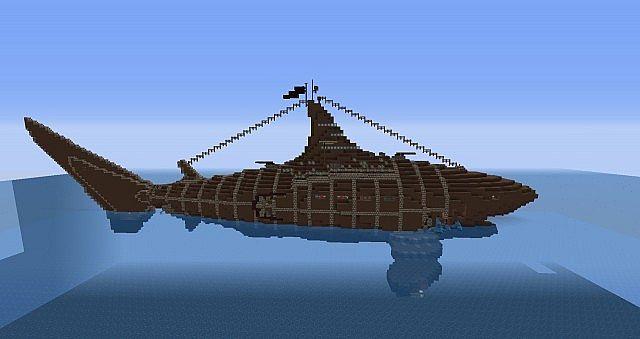 Craft Shark Minecraft Server