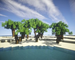 Beautiful Tree Pack Minecraft Project