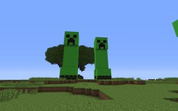 Creeper Island Minecraft