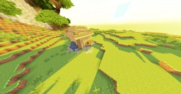 Village (Nowhere near done) Minecraft Project