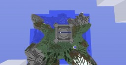 Castle With Greek Flag (For Server too) Minecraft Map & Project