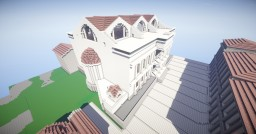 Basilica of Maxentius and Constantine Minecraft Map & Project