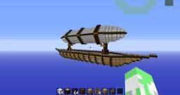 [ABANDONED]      Base Invader [Airship-Base Battle!] Minecraft Map & Project