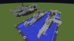 Type XXVIIB Seelöwe assault submarine [FICTIONNAL/TYPE VIIC U-BOAT INSPIRED] Minecraft Map & Project
