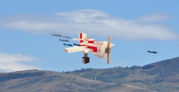 Racing Plane - Gee Bee Sportster R-1 Minecraft Map & Project
