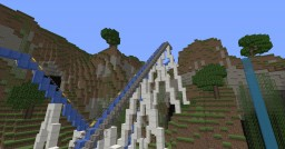 How to Make a GOOD Minecraft Roller Coaster Minecraft Blog