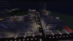 Zombie Apocalypse Minecraft Map & Project