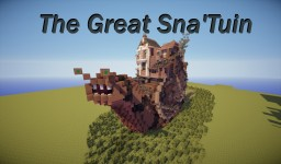 The Great Sna'Tuin Minecraft