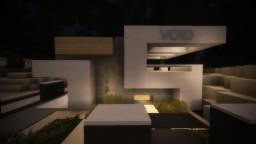 VOID - Post-modern minimal Minecraft Map & Project