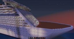 Cruise Ship Minecraft