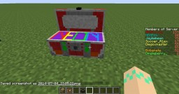 NEONCraft Server Texture Pack Minecraft Texture Pack