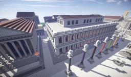 Basilica Julia Minecraft Project