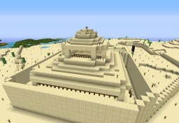 The Temple of Doors Minecraft Map & Project