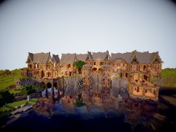Tral - Medieval Town (100 Subscribers!) Minecraft Project