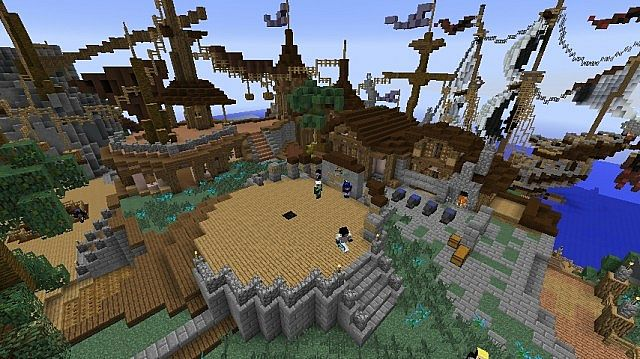 The new, main spawn!