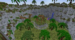 Server (Faction) Spawn Minecraft Map & Project
