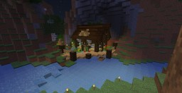 Nature Cabin Minecraft Map & Project