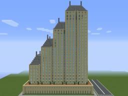 Bank of America- Orlando Minecraft Map & Project