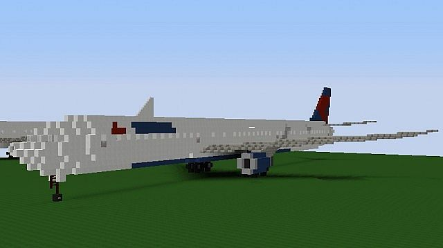 Boeing 767 400 8 Liveries Minecraft Project - Engaging Clothing Photos