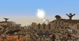 Trestia & Indian Peaks Roller Coaster Minecraft Map & Project