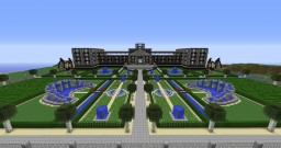Palace - Modern Style Minecraft Map & Project