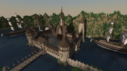 Frozen Arendelle - Download Available! Minecraft