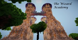 The Wizard Academy- [HITC Contest] Minecraft