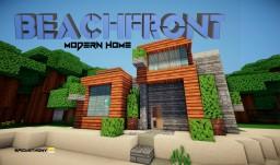 Beachfront - Modern Home Minecraft Map & Project