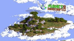 Official Head into the Clouds Project Contest Starter Map Minecraft Map & Project