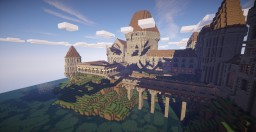 Hogwart [inspired by the Hogwarts Castle] Minecraft Map & Project