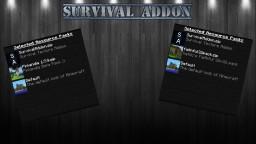 Survival Addon [32x32] [Texture Addon]