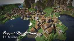 Biggest Npc Village Minecraft Blog