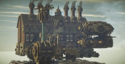 Hubbert INC. - Steampunk Factory Minecraft