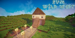 EVM Wild West House Minecraft Map & Project