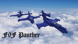 F9F Panther Pack Minecraft Project